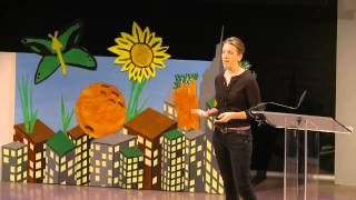 Marketing food to children | Anna Lappe | TEDxManhattan