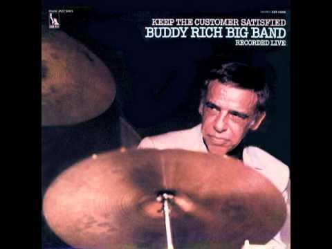 Buddy Rich Big Band - Midnight Cowboy Medley (HQ) 1970
