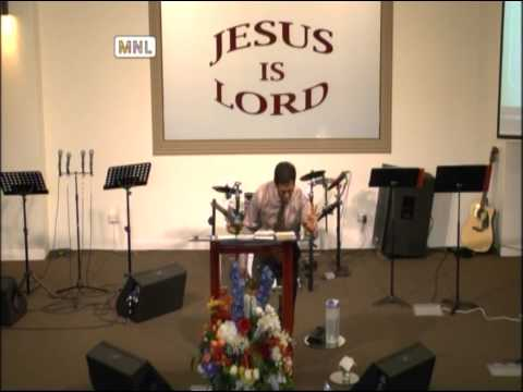 How to deal with wholesale Suffering? - by Pastor Sampath Raja, CRC, Thomastown, VIC3074