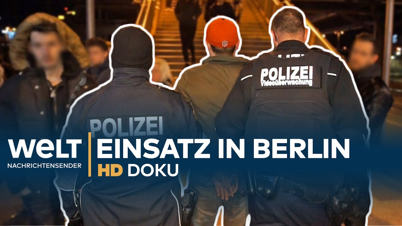 Download Bundespolizei Berlin - Tag und Nacht im Einsatz   HD Doku