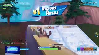 [Live fortnite EN] I AM THE MORE FORT (I AM NUL XD) CODE CREATEUR: YOUTUBE-LBGAMING