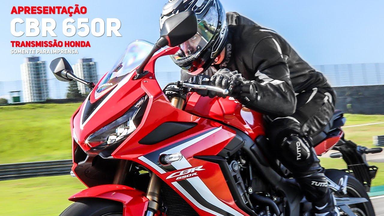 NOVA CBR 650R 2020 VÍDEO OFICIAL E LANÇAMENTO HONDA - Motorede