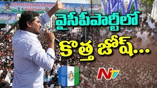 New Josh in YSRCP Cadre after MPs Resignation Announcement for AP Special Status    NTV