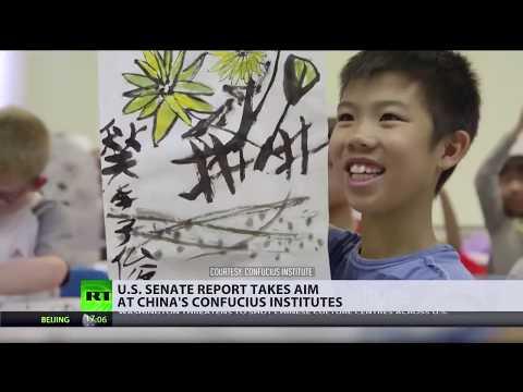 Anti-China Witch Hunt against the Confucian Institute