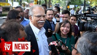 Ramasamy at Bukit Aman to give statements over two online articles