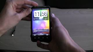 HTC Desire HD Screenshot Display Screen Shot Capture Android / Anleitung Tutorial / Hidden Features