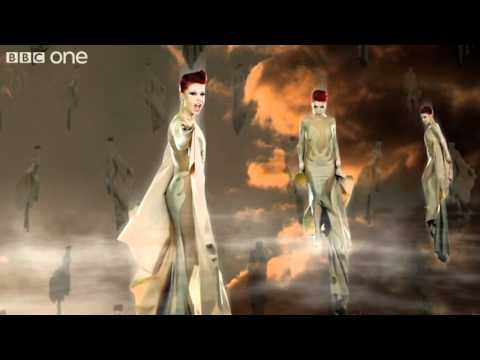 """Albania - """"Feel the Passion"""" - Eurovision Song Contest 2011 - BBC One"""