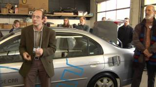 ChargeCar: Open Source Electric Vehicles