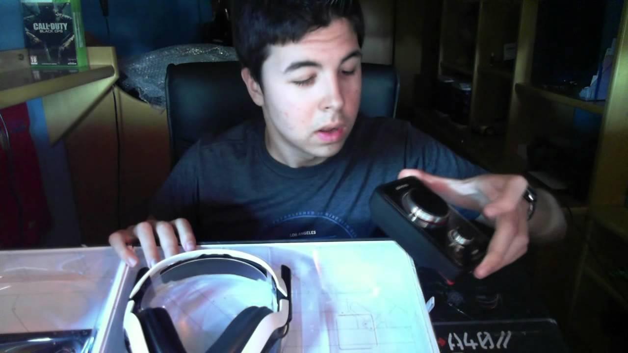 Unboxing Nuevo Headset Paquete De Astro Youtube