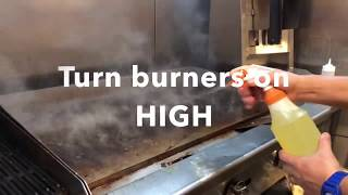 How to Clean the Flat-top Grill thumbnail