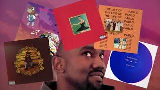 Kanye Albums RANKED