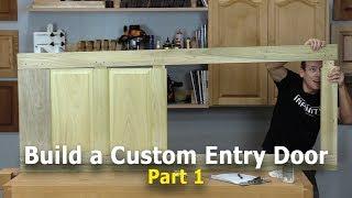 بناء العرف دخول الباب - جزء 1 من 4