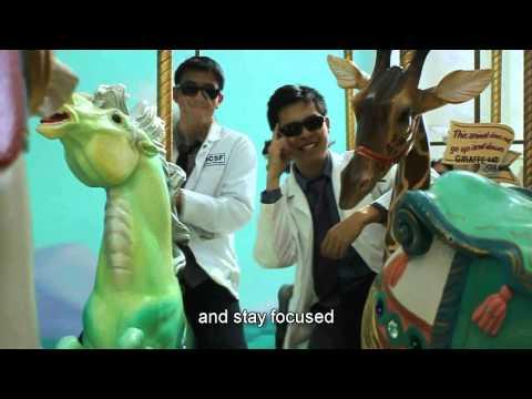 UCSF Pharmacy Style (Gangnam Style Parody)