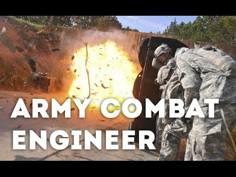 U.S. Army Combat Engineer Training - Sapper Stakes 2015 - YouTube