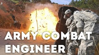 U.S. Army Combat Engineer Training - Sapper Stakes 2015