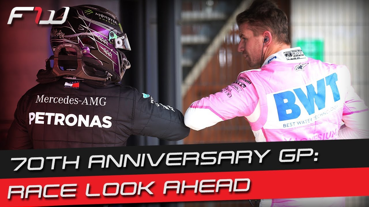 70th Anniversary Grand Prix: Race Look Ahead