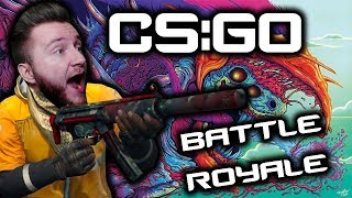 ⚡ CS:GO BATTLE ROYALE Z WIDZAMI⚡ COUNTER STRIKE: GLOBAL OFFENSIVE - Na żywo