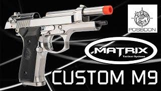 Matrix Poseidon Custom M9
