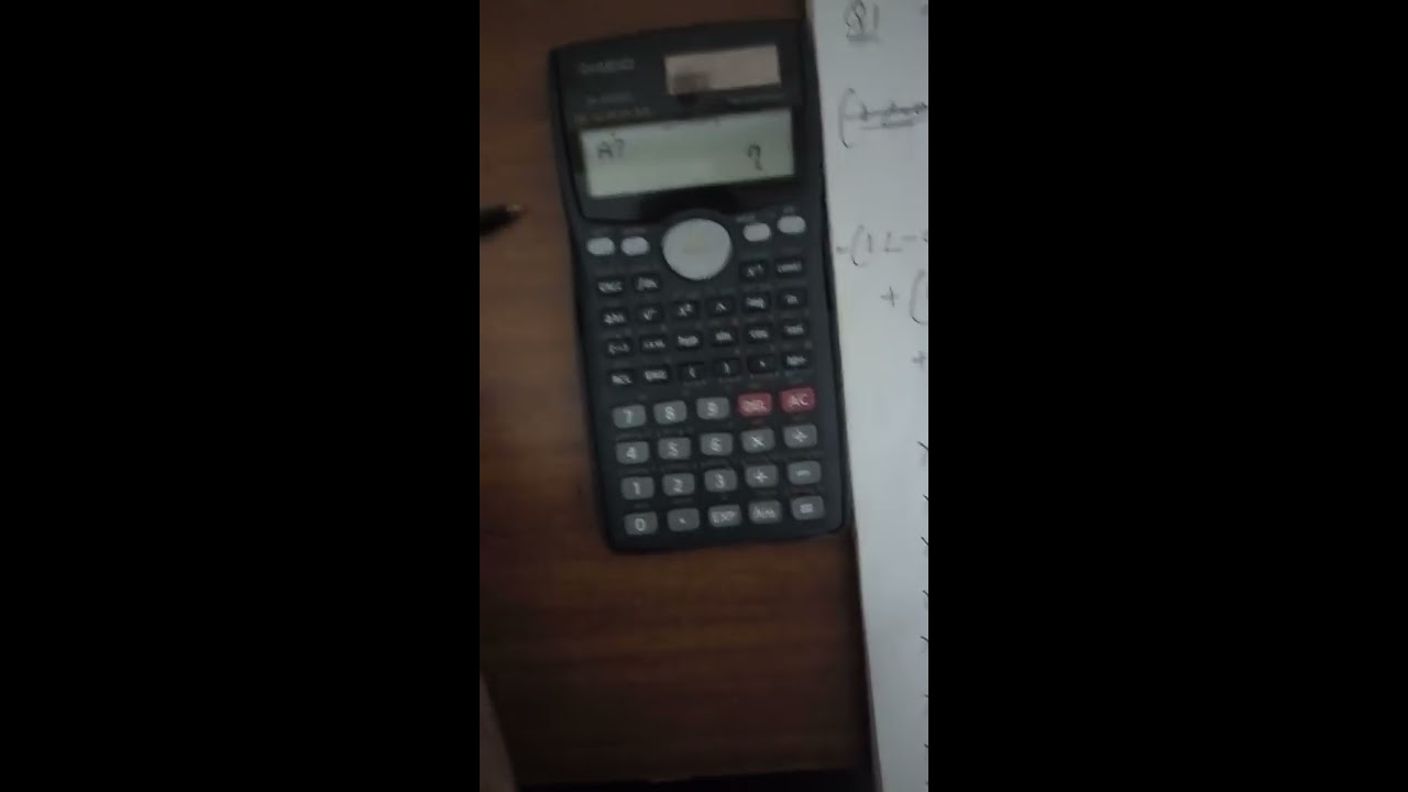 Calculation of 8 Point DIT-FFT | Using CASIO fx-991MS Calculator | Digital  Signal Processing | DSP