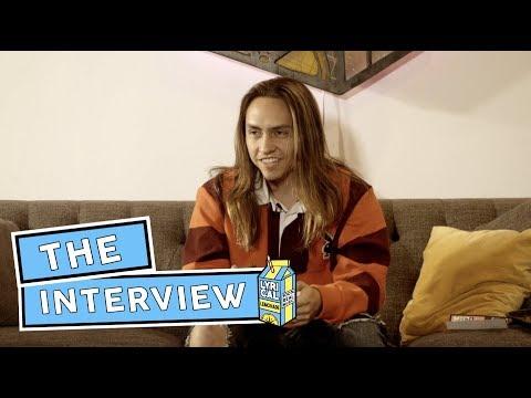 Landon Cube: The Lyrical Lemonade Interview