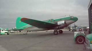 Buffalo Airways visit, Yellowknife Canada