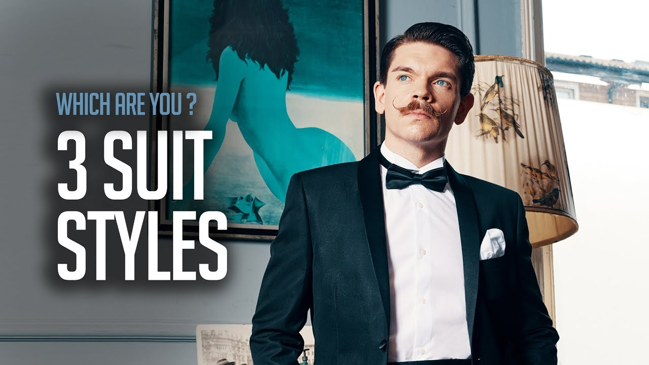 What To Wear | Formal and Prom Suits 2018 - YouTube