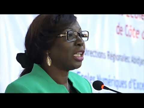 PART III: African Digital Schools Initiative(ADSI) Launch- Cote d'Ivoire