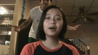 Sarah Geronimo DAHIL MINAHAL MO AKO karaoke by: ELIZABETH V. [thai/filipino]