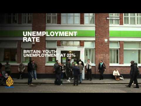 Inside Story - Unemployment in the age of austerity