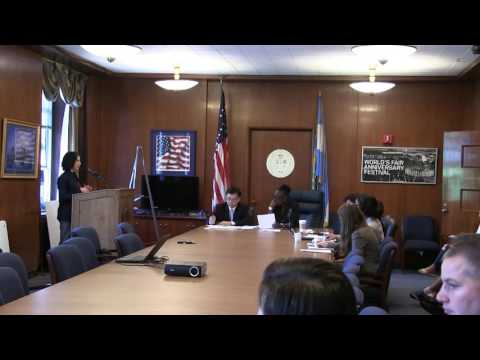 20160602 Queens Borough President Land Use Hearing