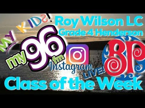 MY Kids Class: Roy Wilson School 4-H