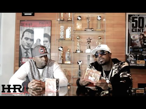 Tony Yayo & Young Buck Interview At G Unit Headquarters