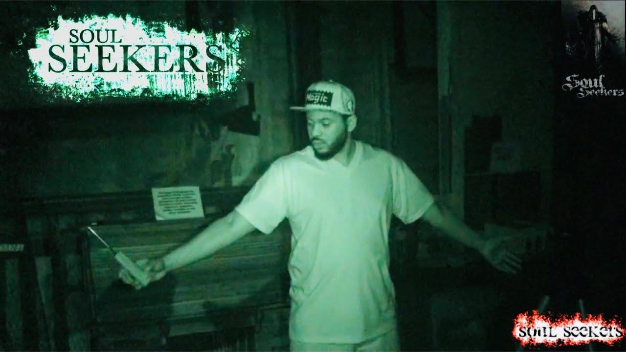SAGAPS Investigates The Historic Haunted Birdcage Theater ...