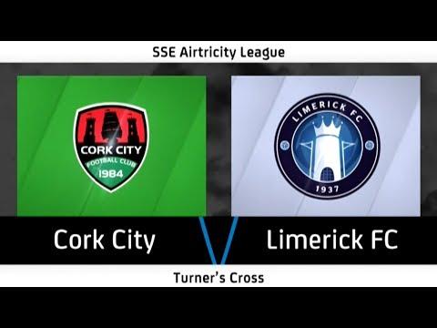 Highlights: Cork City 4-1 Limerick FC