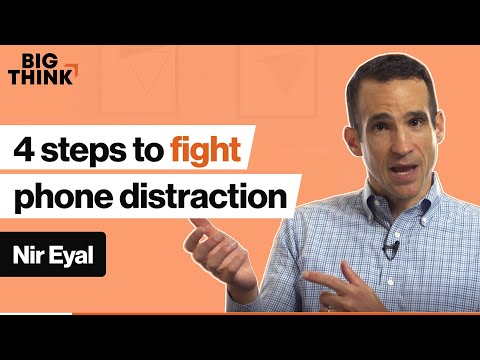 Tech hack: These 4 steps will make your phone less distracting | Nir Eyal | Big Think