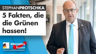 5 Fakten, die die Grünen hassen! - Stephan Protschka - AfD-Fraktion im Bundestag
