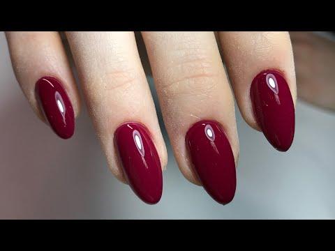 Укрепление натуральных ногтей гелем/ Коррекция целевых ногтей