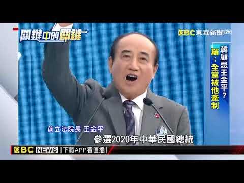 韓選不選?基層焦慮! 羅智強:全黨被王金平牽制?