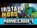 Como Instalar Mods En Minecraft 1.12.2 (Todas Las Versiones) 📺 ✅
