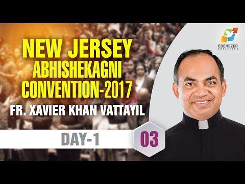 New Jersey Abhishekagni Convention | 2017 | Fr. Xavier Khan Vattayil | Day 1 | 003