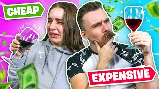 Expensive Vs Cheap CHALLENGE w/ CLICK!