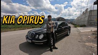 Türkiye'de Tek Test / Kia Opirus 3.5 V6 (2006)