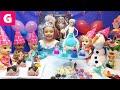 Festa De AniversÁrio Da Frozen Elsa - Miss Gaby video