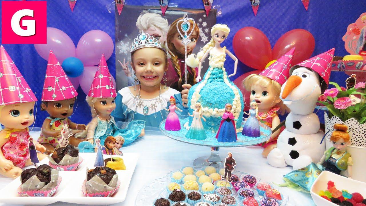 BIRTHDAY PARTY BABY DO...