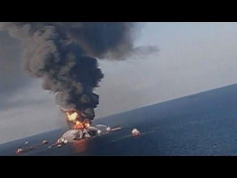 Multa récord para BP por vertido en golfo de México