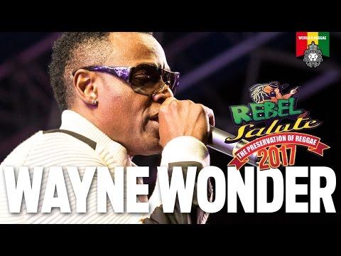 Wayne Wonder Live at Rebel Salute 2017