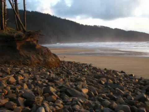 180 Miles of Oregon Coast in Four Minutes