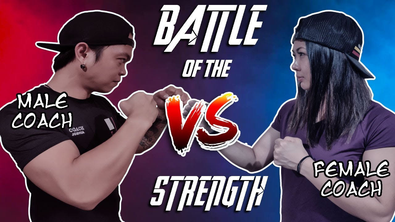Battle of the Strength (Joshua VS Emy)