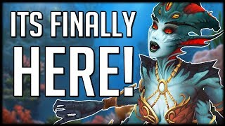ITS FINALLY HERE! Patch 8.2 Release Date & Blizzard Admits They Were Wrong | WoW BfA