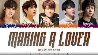 Download Mp3 Ss501 – 'making A Lover'  애인만들기  Lyrics  Color Coded_han_rom_eng